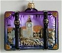 Travel Suitcase England